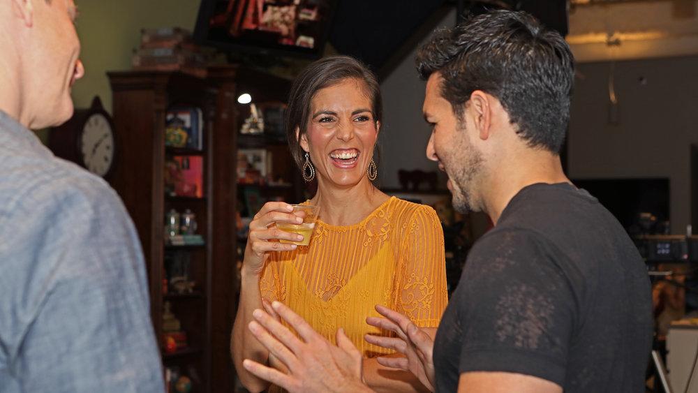 Maria & her 2 guys.jpg