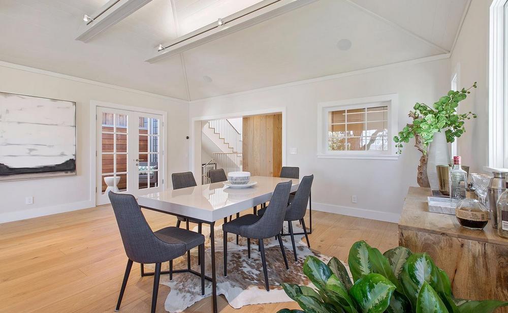 1338 Filbert Street - dining room