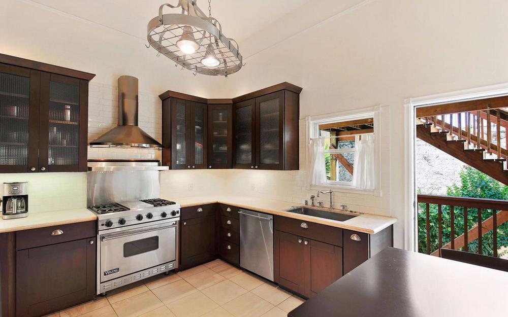 75 Waller Street - kitchen