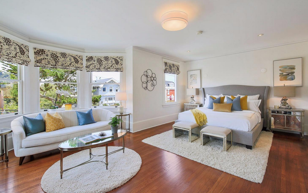 2153 Lake Street - master suite