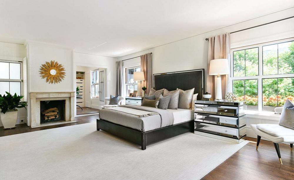 3500 Jackson Street - master suite