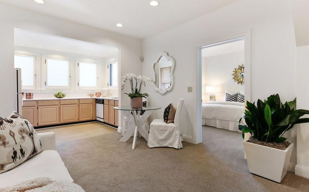 3500 Jackson Street - guest quarters