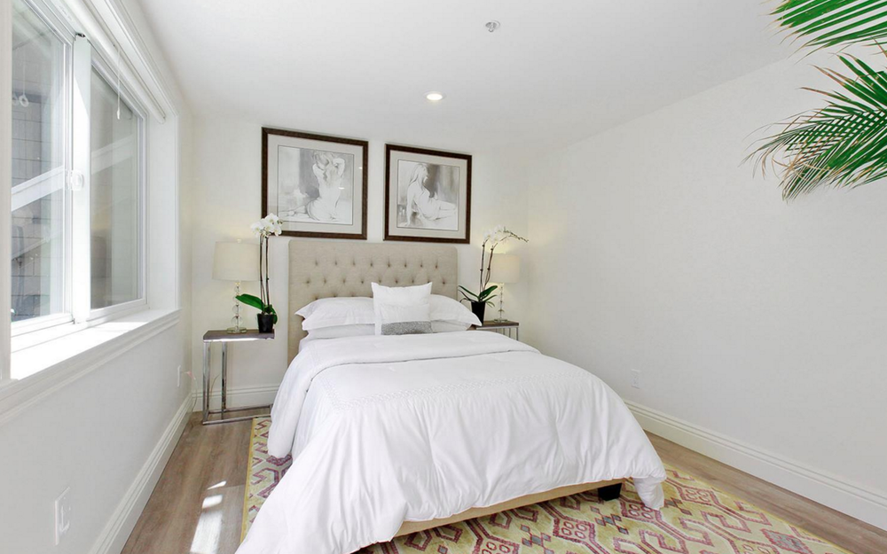 617 B.5 Broderick Street - bedroom
