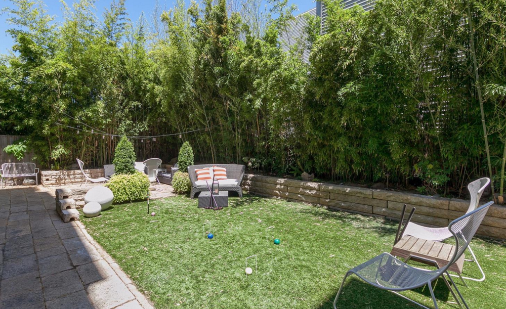 1480 Golden Gate Avenue - backyard