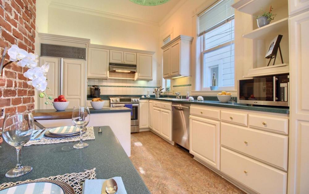 1423 Golden Gate Avenue - kitchen