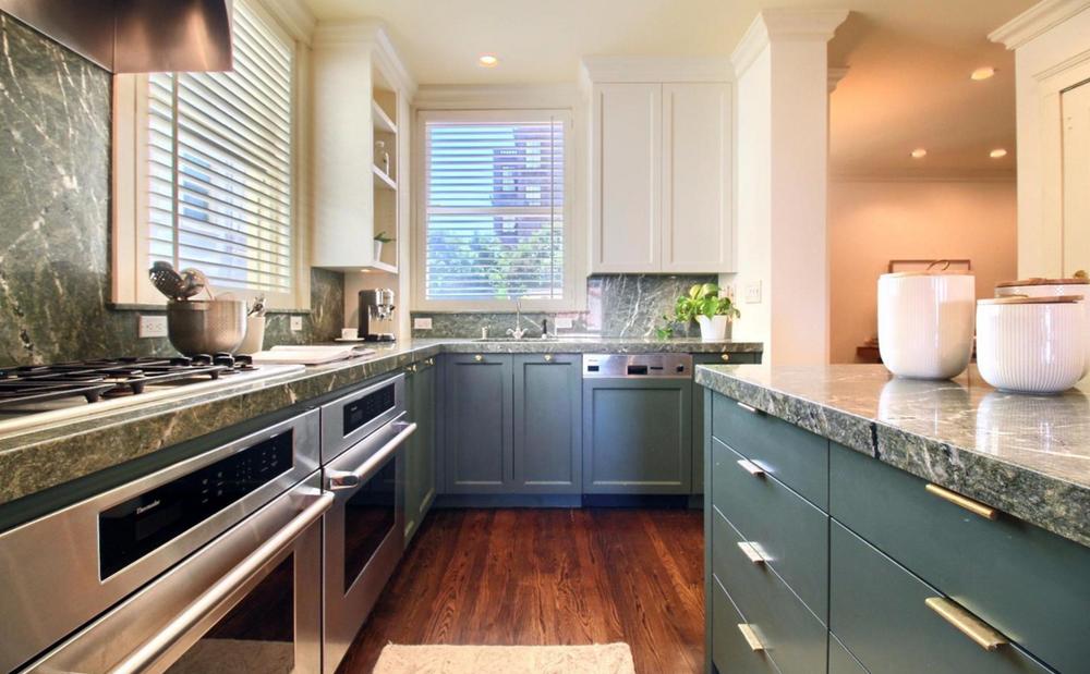947 Green Street #2 - kitchen