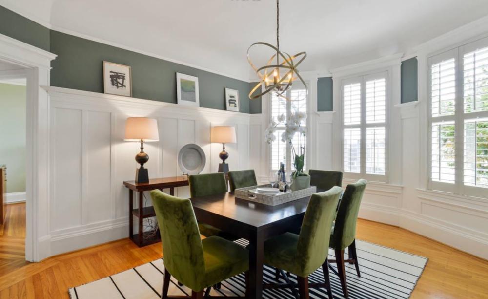 856 Baker Street - Dining Room