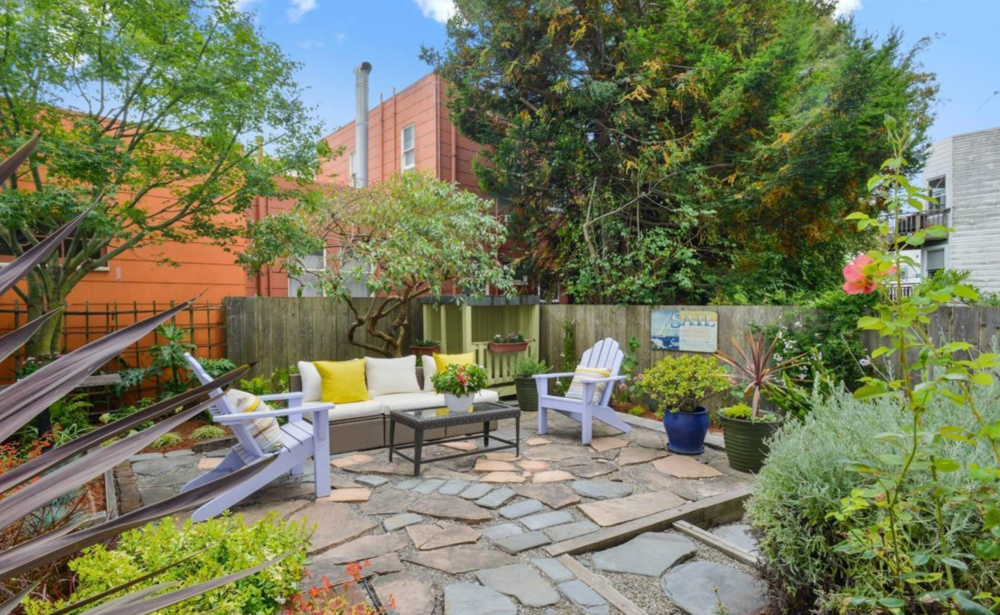 876 Baker Street - Backyard