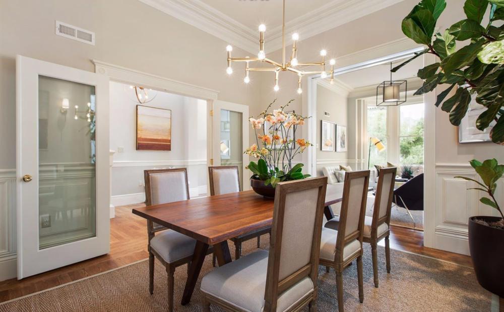 2334 Pine Street - Dining Room