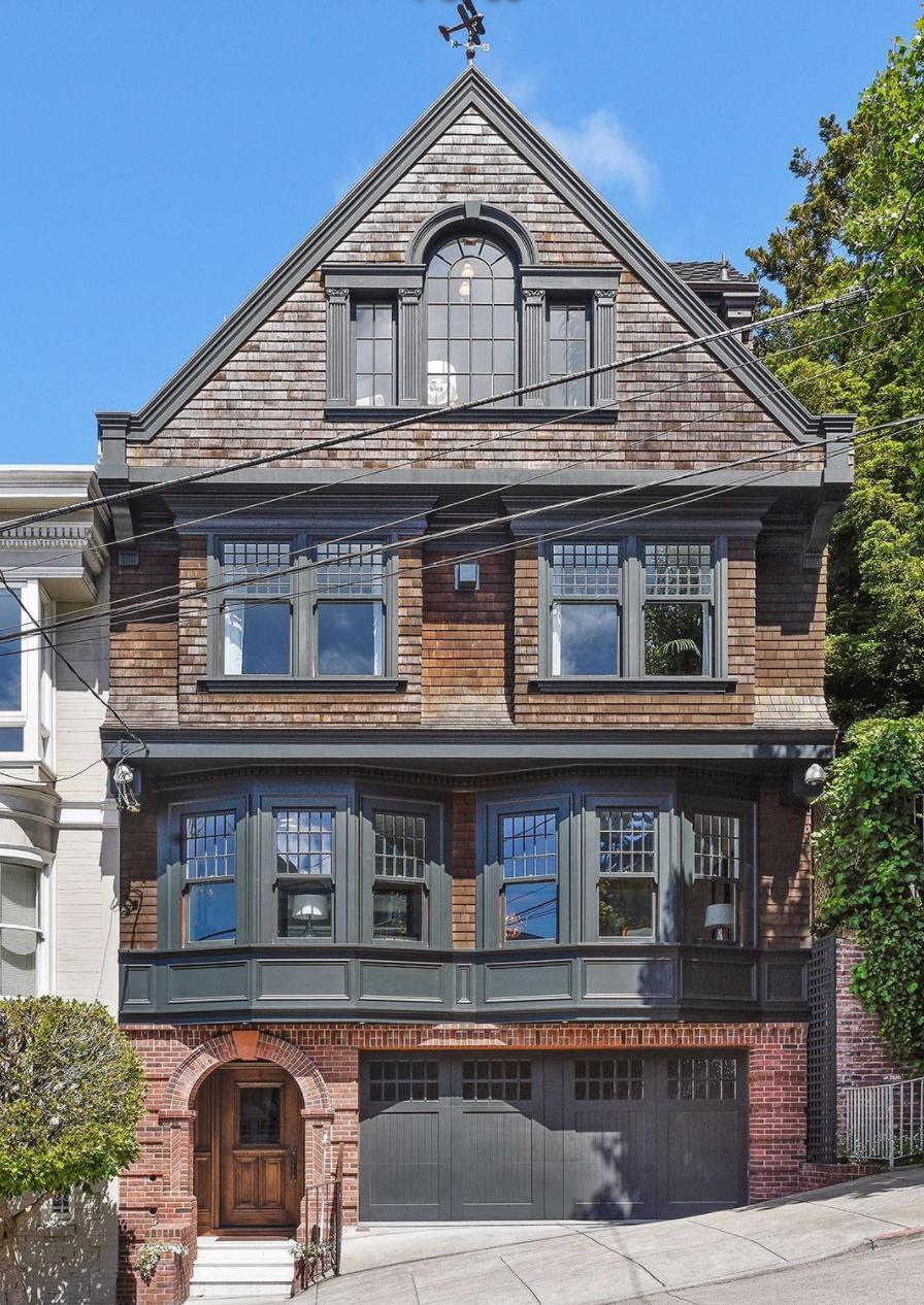 2830 Buchanan Street - Front View