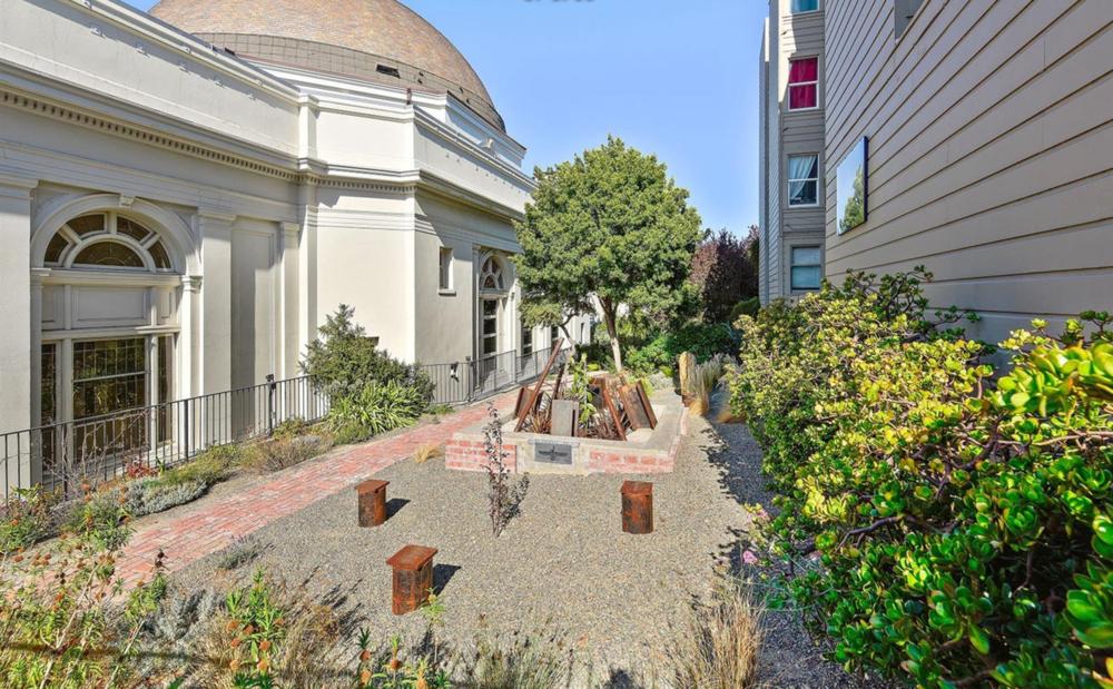 651 Dolores Street - Backyard