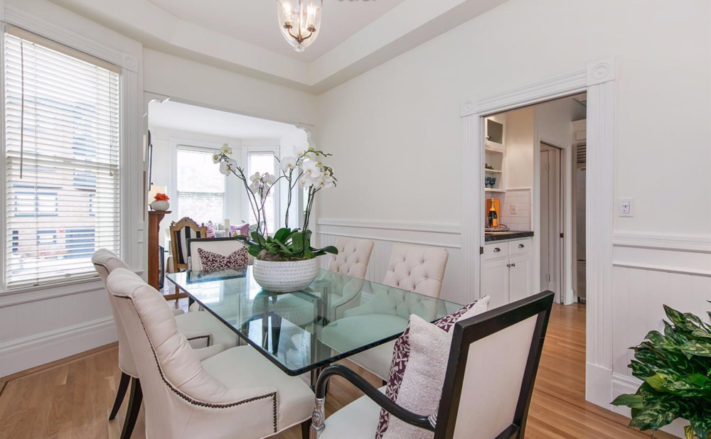 405 Laurel Street - Dining Room