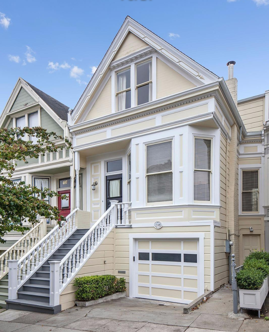 405 Laurel Street - Presidio Heights