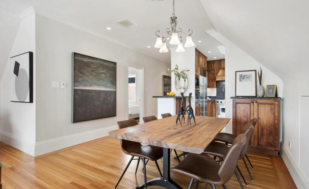 2831 Webster Street - Dining Room
