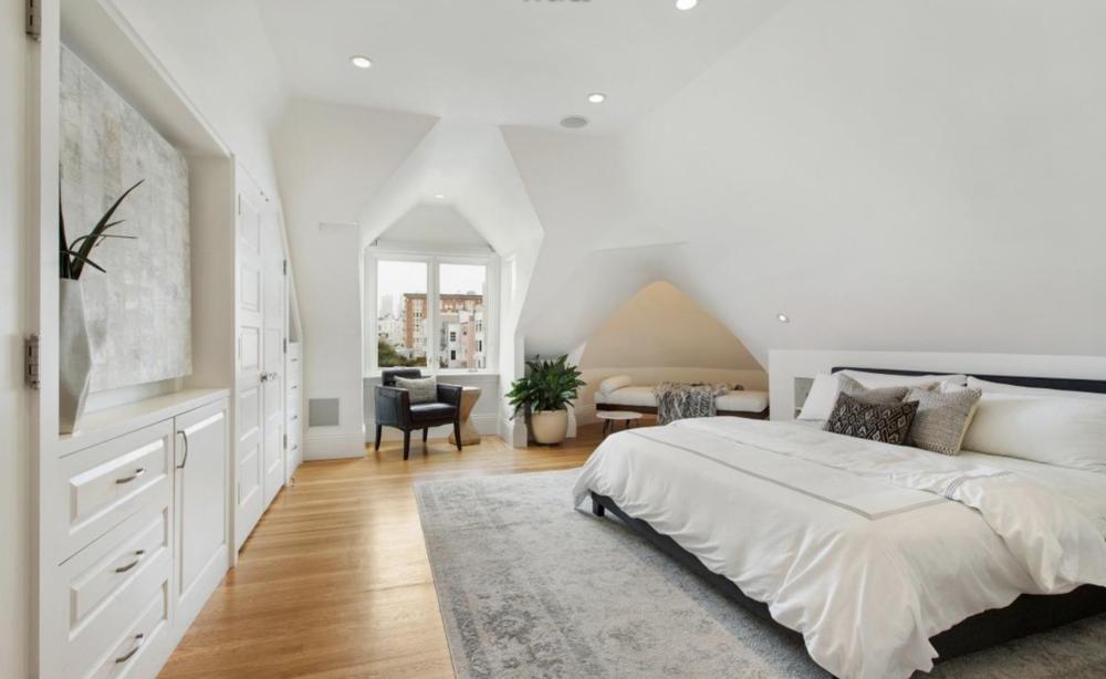 2831 Webster Street - Bedroom