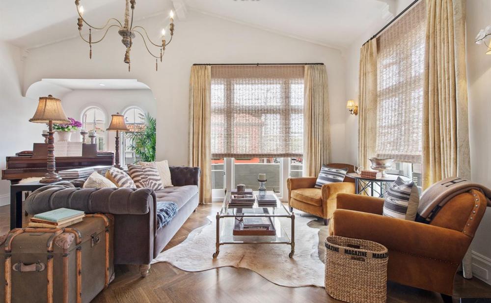 196 Avila Street - Living Room 2