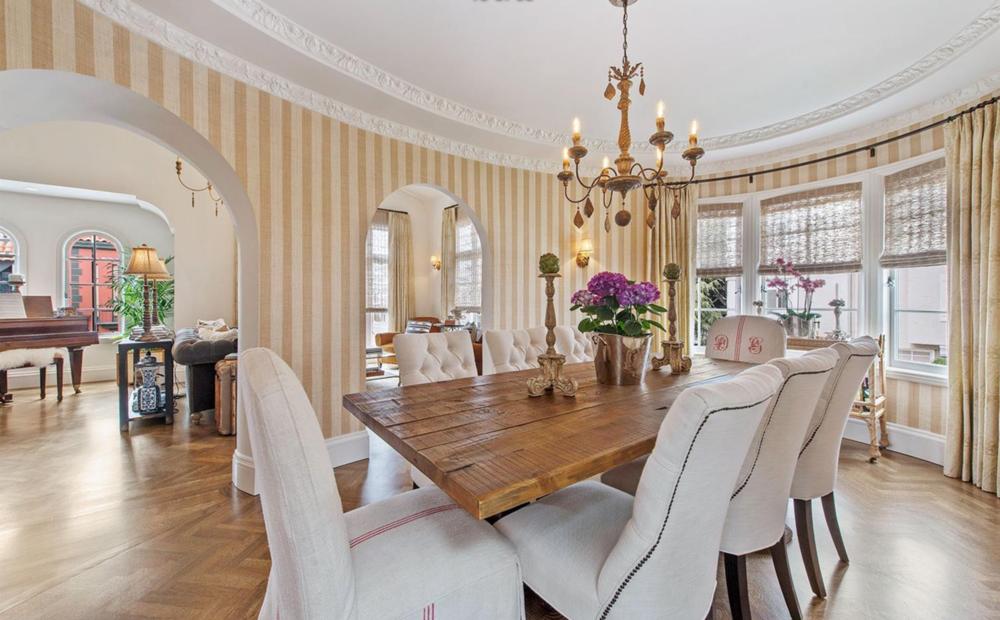 196 Avila Street - Dining Room