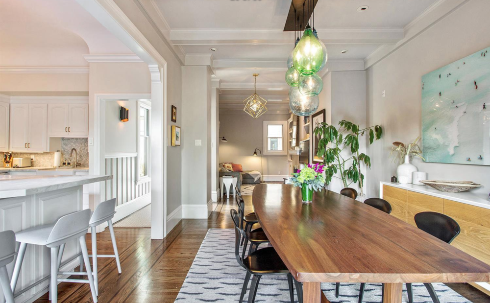 2253 California Street - Pacific Heights Dining Room
