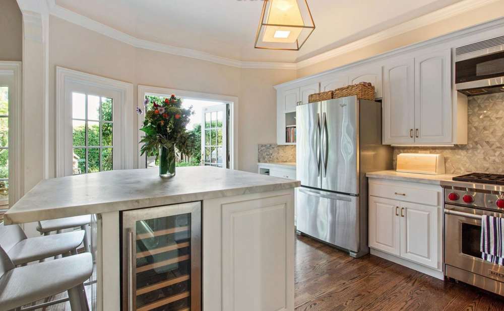 2253 California Street - Pacific Heights Kitchen
