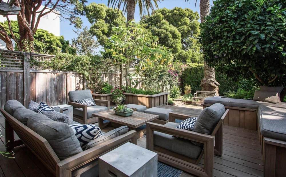 2253 California Street - Backyard 2