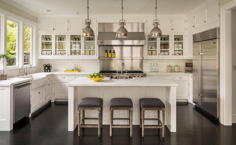 3840 Clay Street - Kitchen