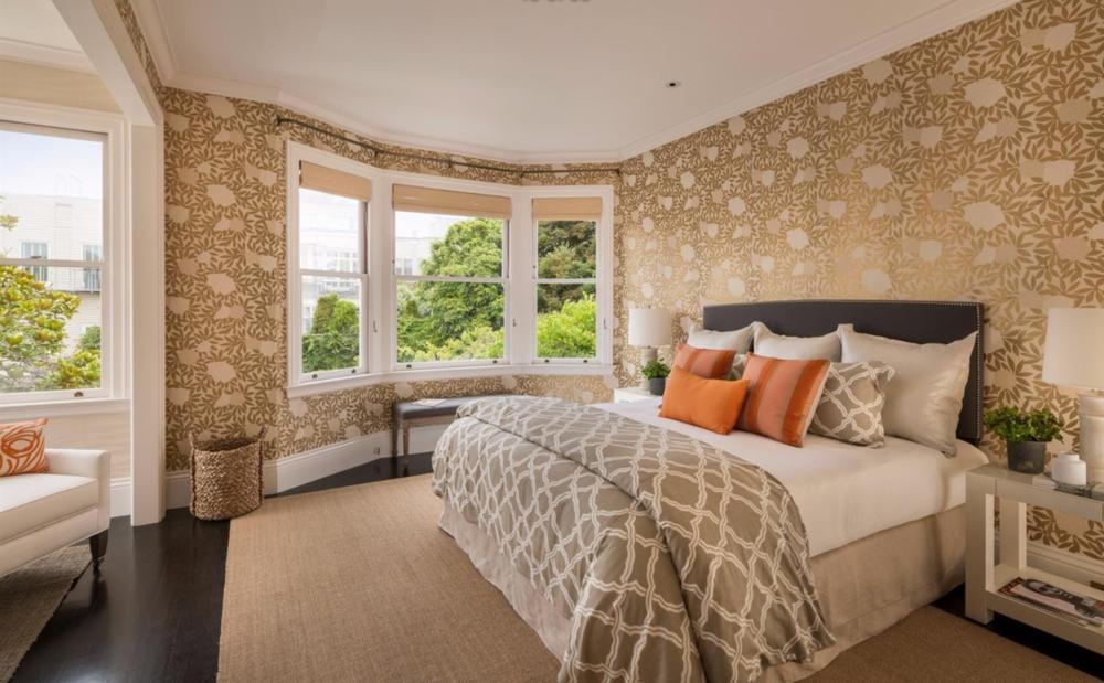3840 Clay Street - Master Bedroom