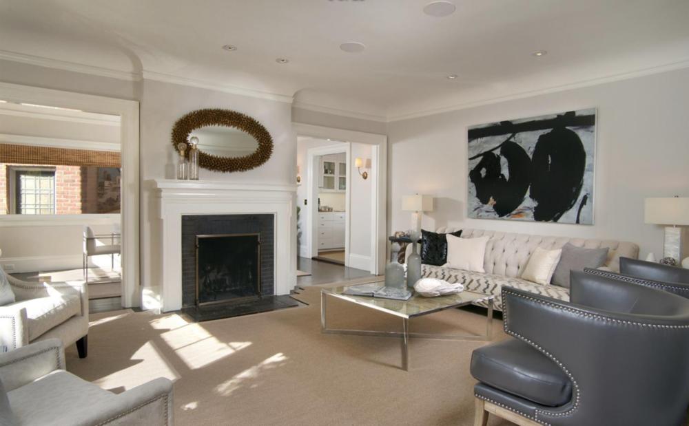 20 Walnut Street - Living Room