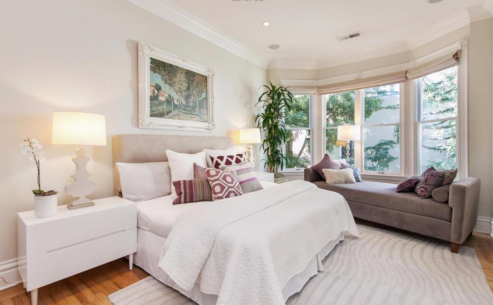 2521 Octavia Street - Master Bedroom