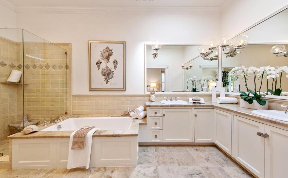 2521 Octavia Street - Master Bathroom