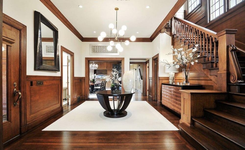 1735 Franklin Street - Foyer