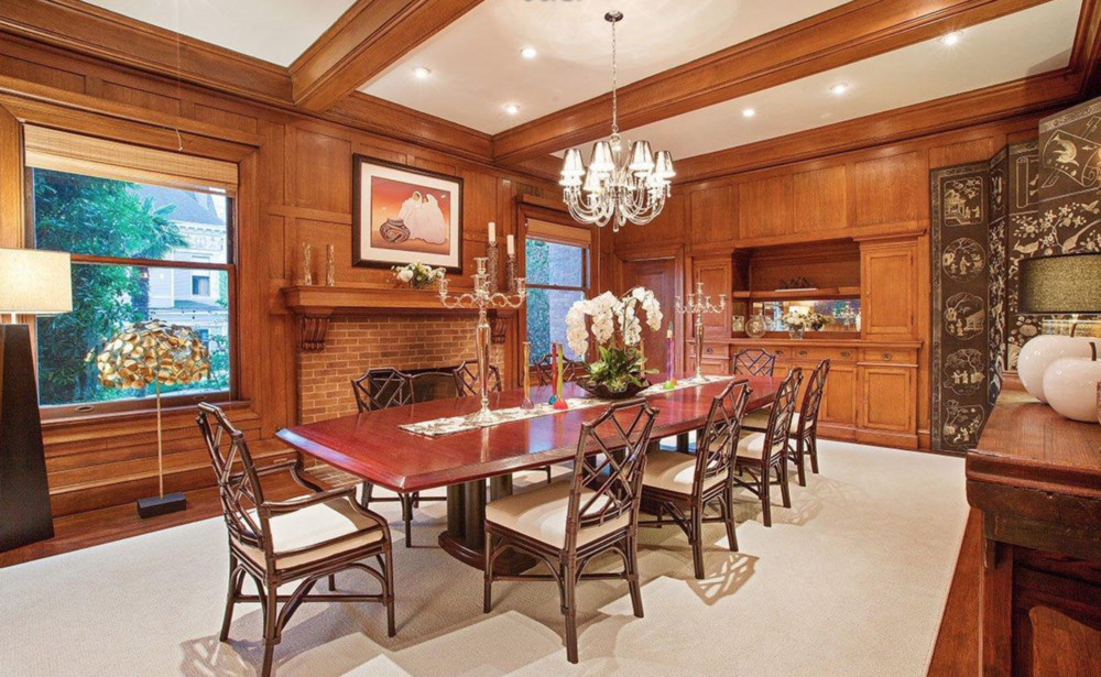 1735 Franklin Street - Dining Room