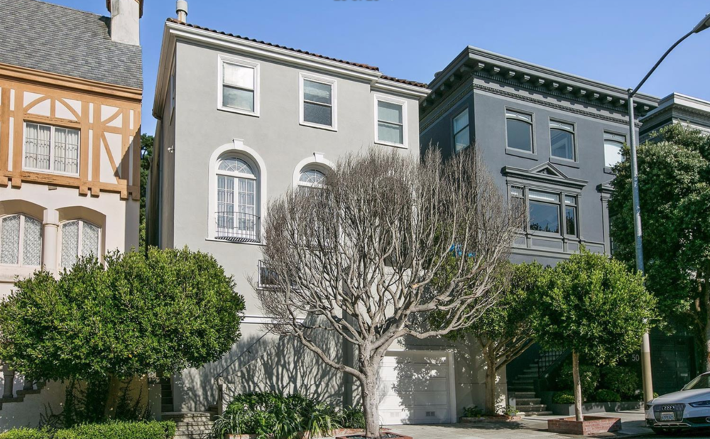 46 Presidio Ave - Pacific Heights