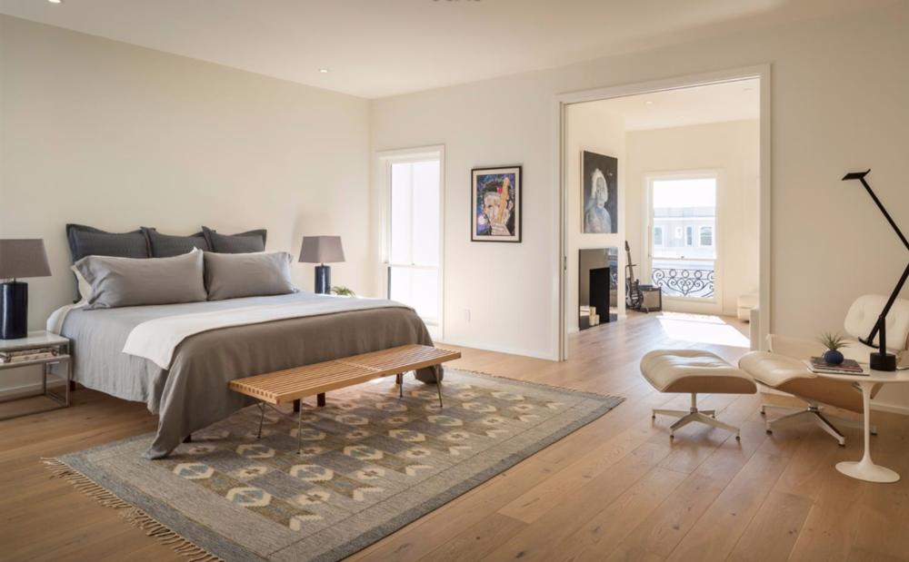 132 Presidio Avenue - Master Bedroom