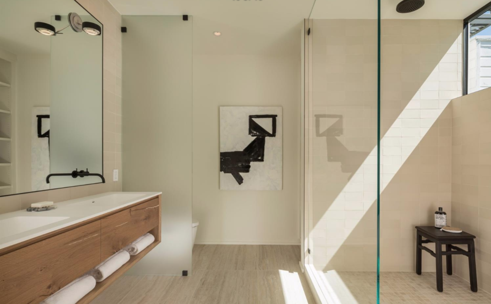 132 Presidio Avenue - Master Bathroom