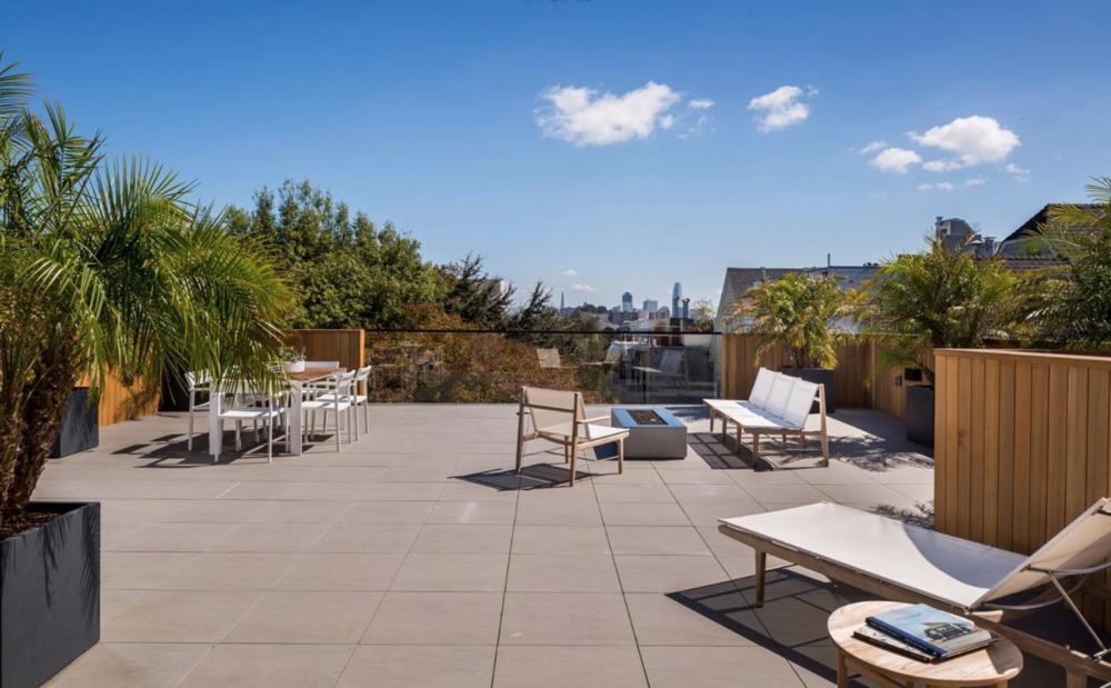132 Presidio Avenue - Rooftop Deck