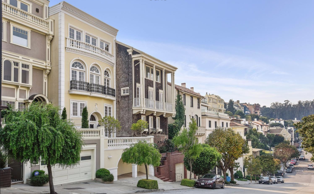 2747 Vallejo Street - Pacific Heights