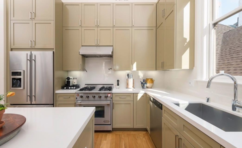 816 Scott Street - Kitchen