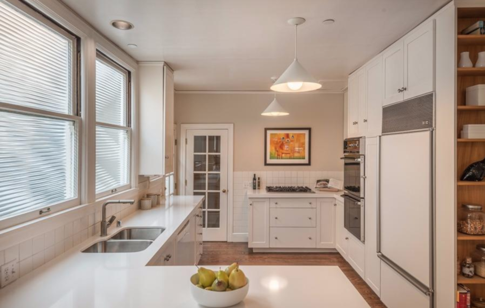 2740 Pierce Street - Kitchen
