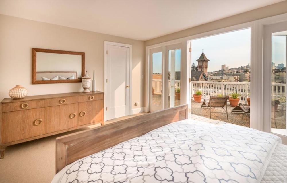 2740 Pierce Street - Master Bedroom