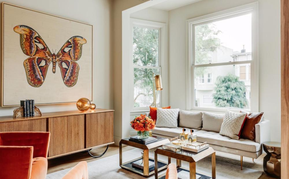 314 Walnut Street - Living Room