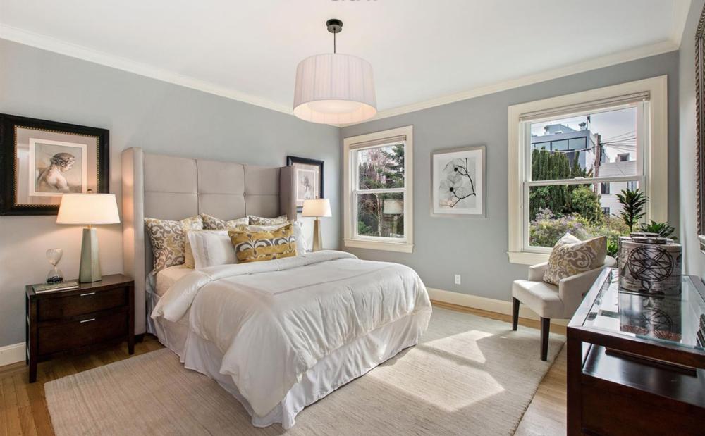 1361 Francisco Street - Master Bedroom