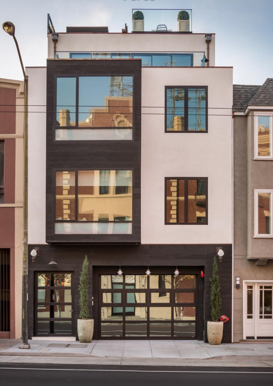 935 North Point Street - Russian Hill