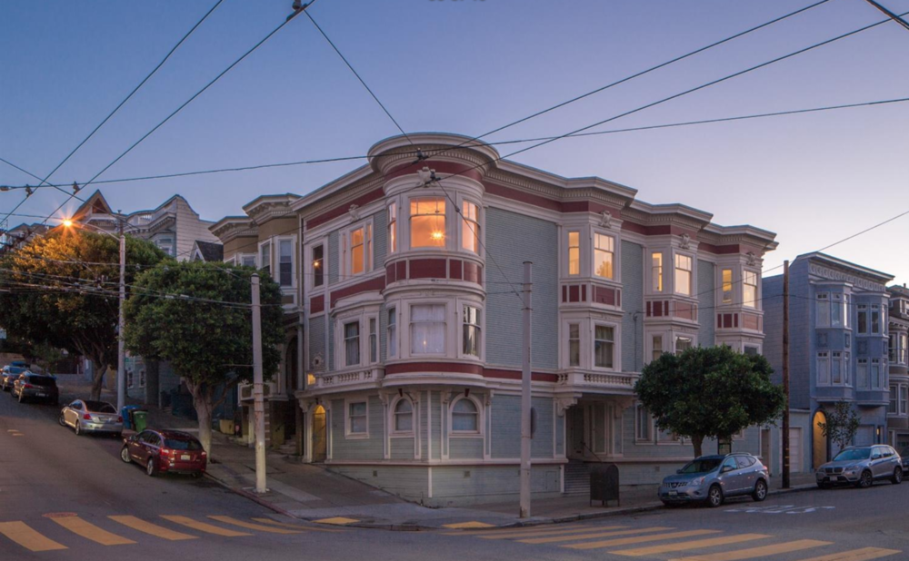 2859 Steiner Street - Pacific Heights