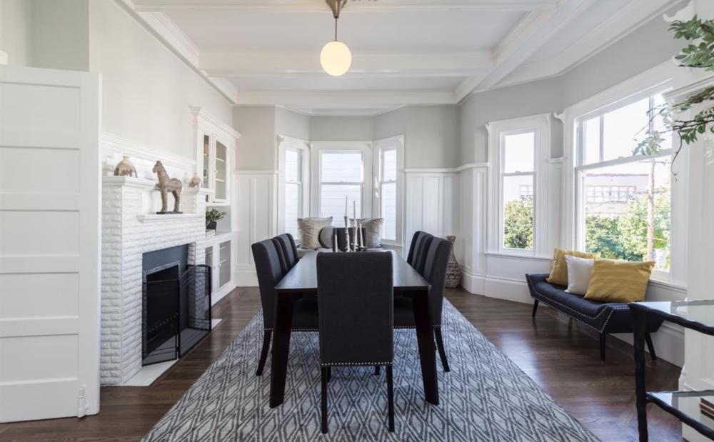 2859 Steiner Street - Dining Room
