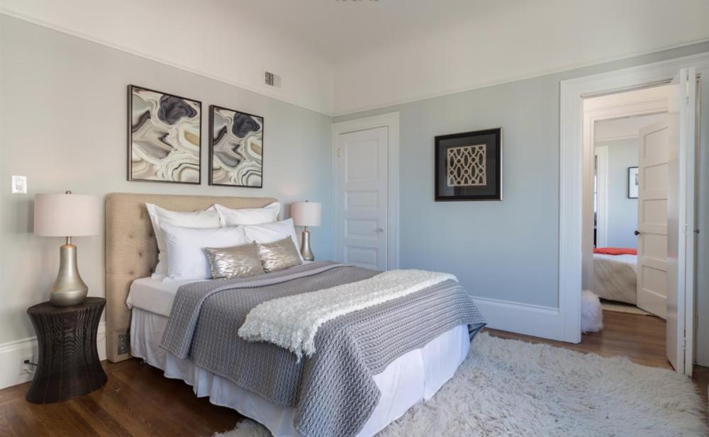 2859 Steiner Street - Bedroom