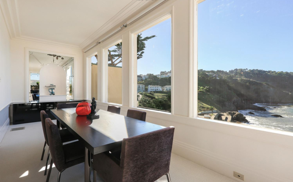 308 Sea Cliff Avenue - Dining Area