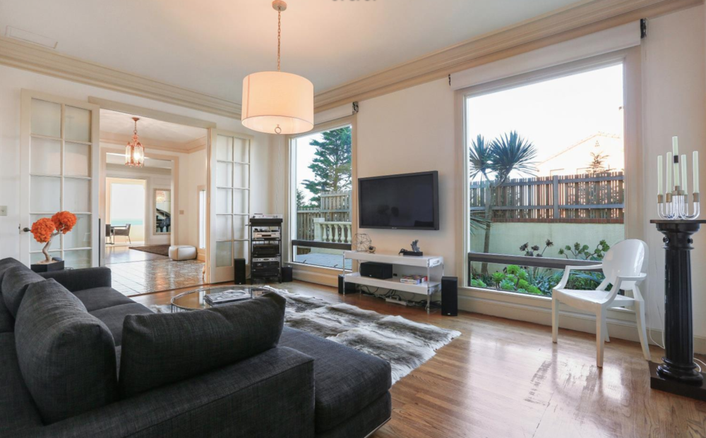 308 Sea Cliff Avenue - Family Room