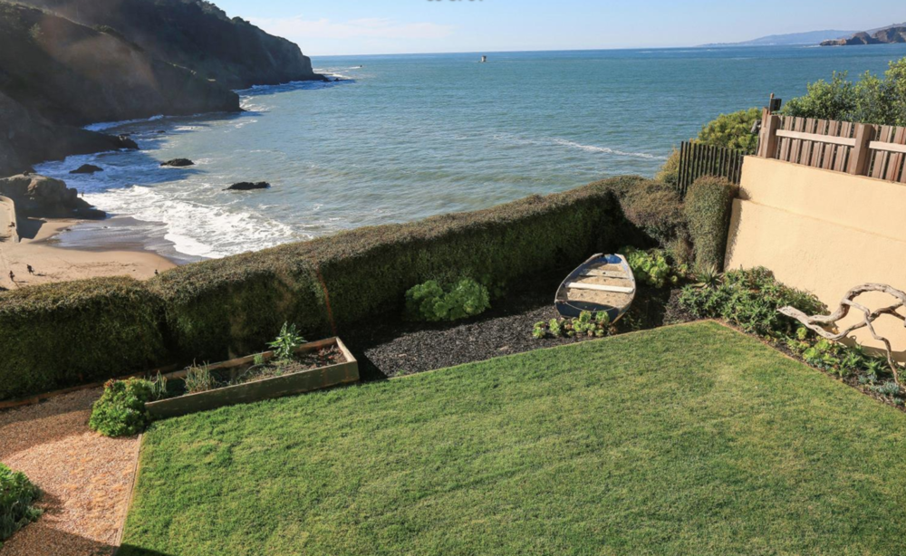 308 Sea Cliff Avenue - Backyard Views