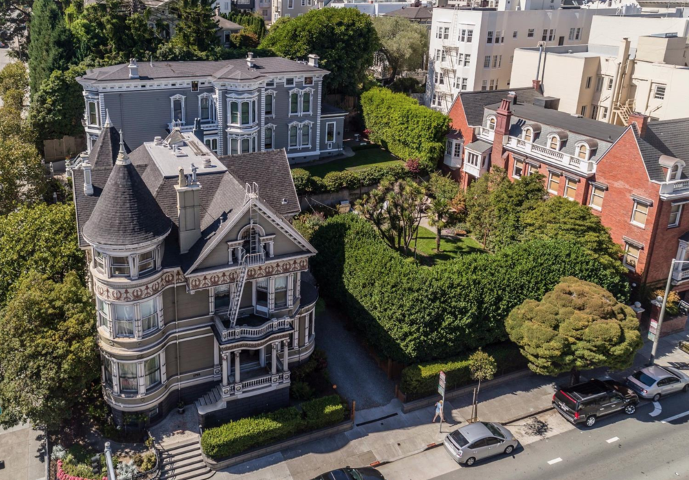 1701 Franklin Street - Pacific Heights