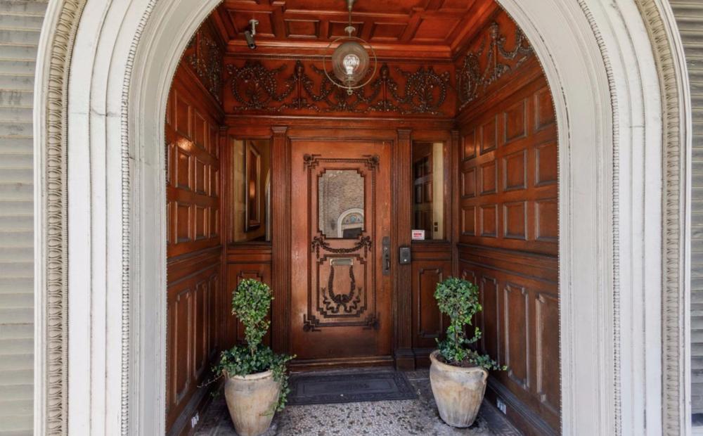 1701 Frankin Street - Entrance